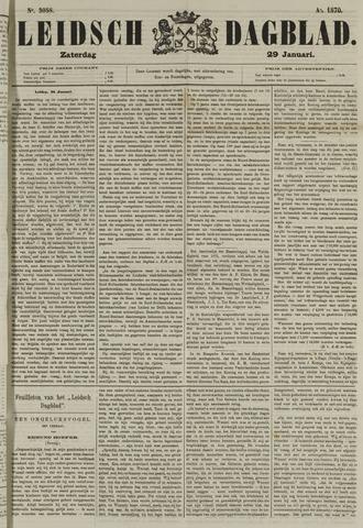 Leidsch Dagblad 1870-01-29