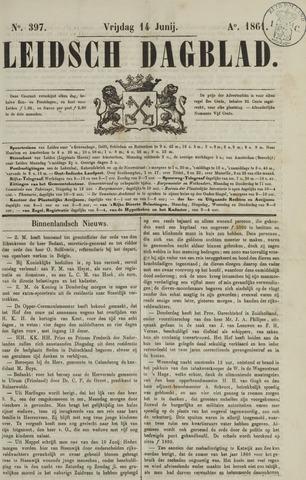 Leidsch Dagblad 1861-06-14