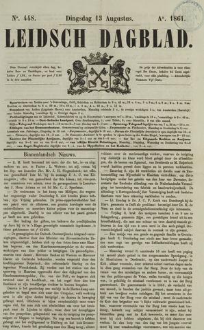 Leidsch Dagblad 1861-08-13
