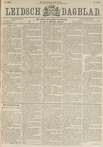 Leidsch Dagblad 1894-07-25