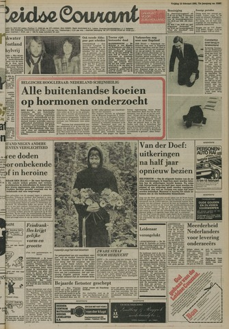 Leidse Courant 1981-02-13