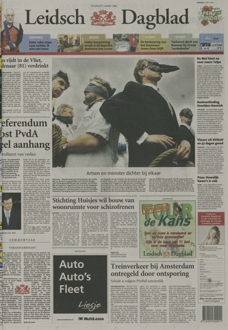 Leidsch Dagblad 2005-06-07