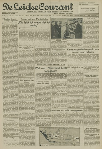 Leidse Courant 1948-01-08