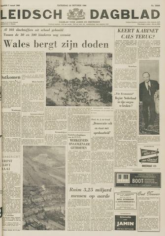 Leidsch Dagblad 1966-10-22