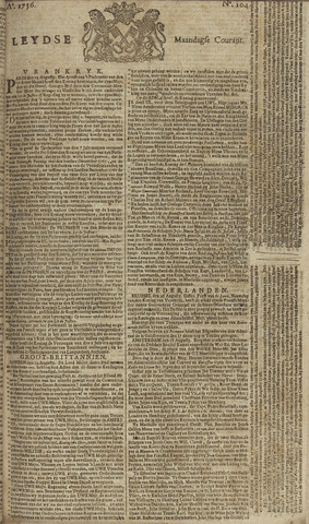 Leydse Courant 1756-08-30