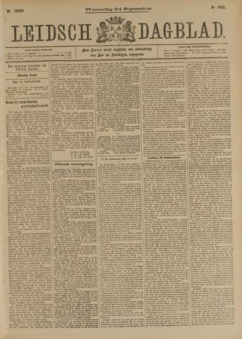 Leidsch Dagblad 1902-09-24