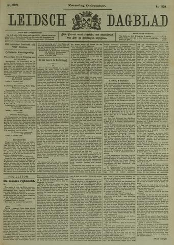 Leidsch Dagblad 1909-10-09