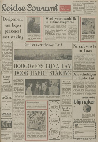 Leidse Courant 1973-02-21
