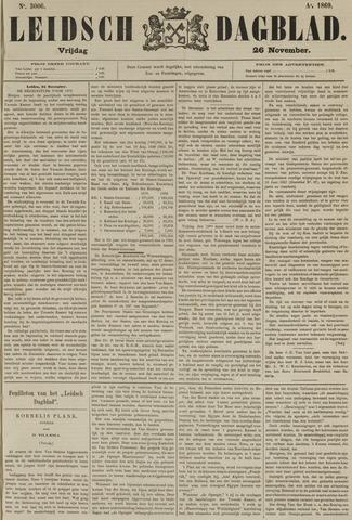 Leidsch Dagblad 1869-11-26