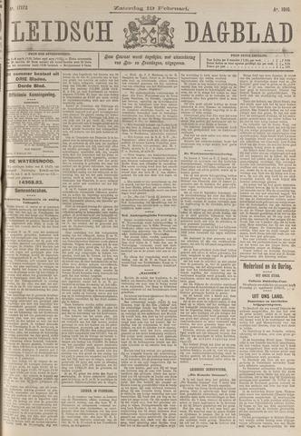 Leidsch Dagblad 1916-02-19