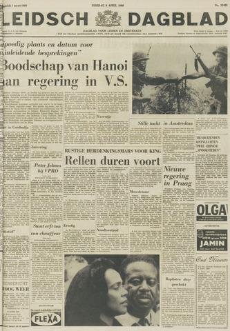 Leidsch Dagblad 1968-04-09