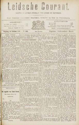 Leydse Courant 1889-10-18