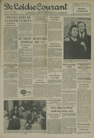 Leidse Courant 1962-12-01