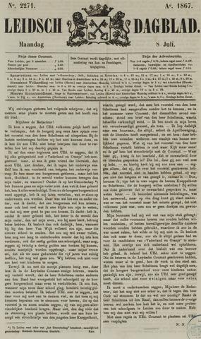 Leidsch Dagblad 1867-07-08