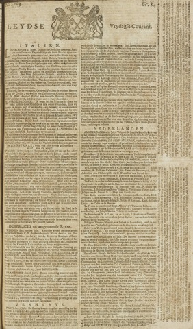 Leydse Courant 1769-07-14
