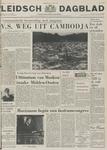 Leidsch Dagblad 1970-06-29