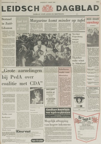 Leidsch Dagblad 1979-04-26