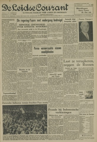 Leidse Courant 1955-10-06