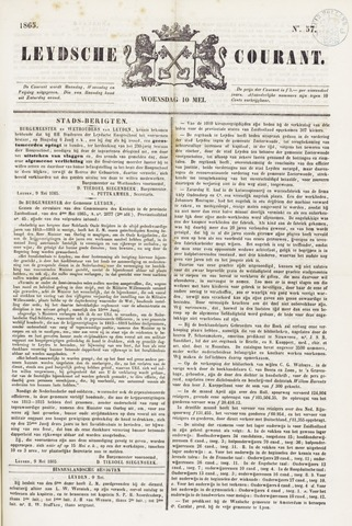 Leydse Courant 1865-05-10