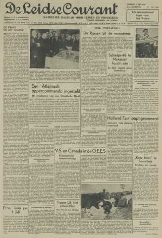 Leidse Courant 1950-05-19