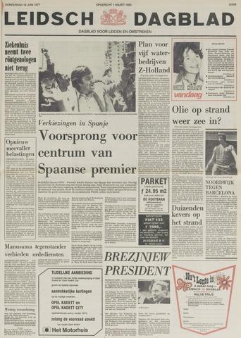 Leidsch Dagblad 1977-06-16