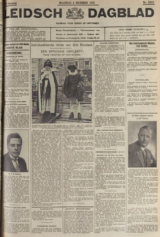 Leidsch Dagblad 1933-12-04