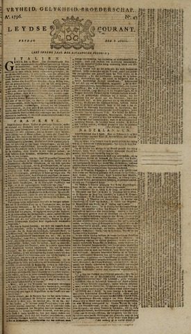 Leydse Courant 1796-04-08