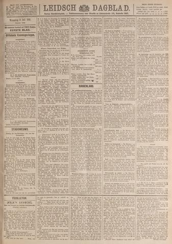 Leidsch Dagblad 1919-07-09