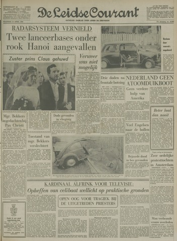 Leidse Courant 1966-04-18