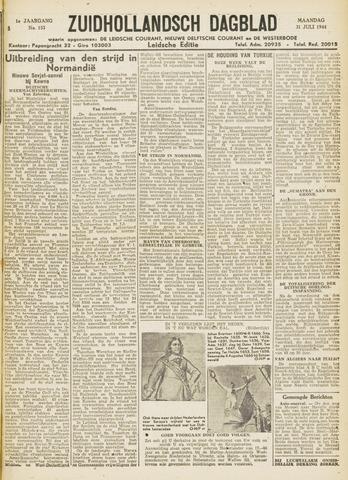 Zuidhollandsch Dagblad 1944-07-31