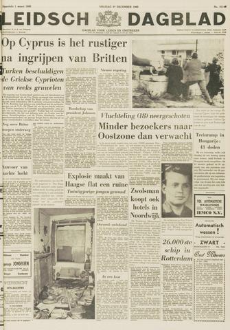 Leidsch Dagblad 1963-12-27
