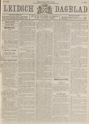 Leidsch Dagblad 1916-06-26