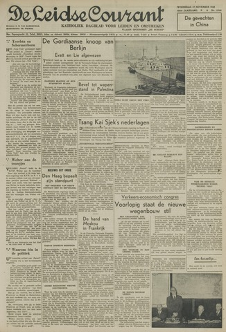 Leidse Courant 1948-11-17
