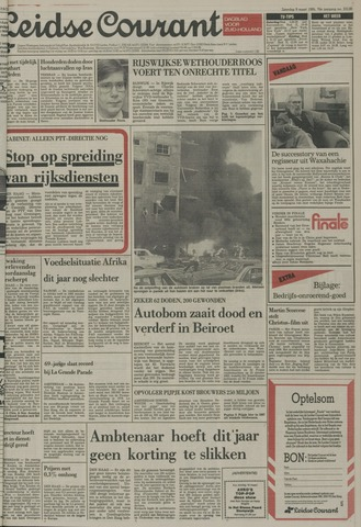 Leidse Courant 1985-03-09