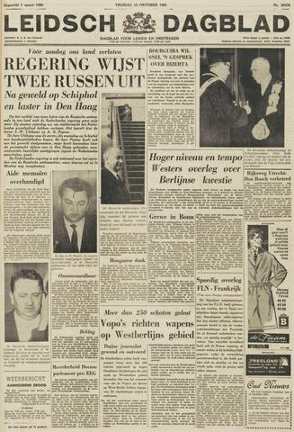 Leidsch Dagblad 1961-10-13
