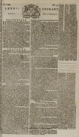 Leydse Courant 1790-11-15