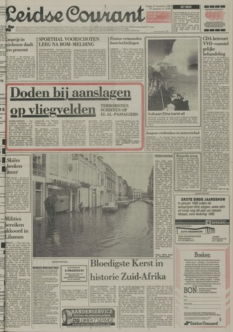 Leidse Courant 1985-12-27