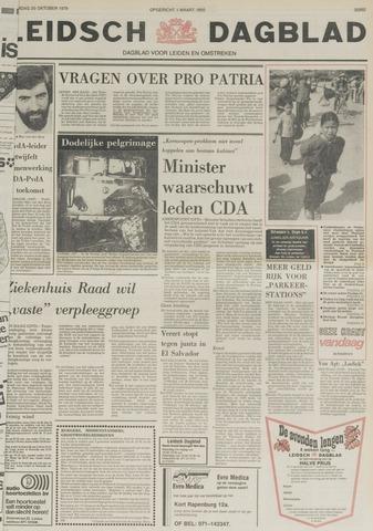 Leidsch Dagblad 1979-10-20
