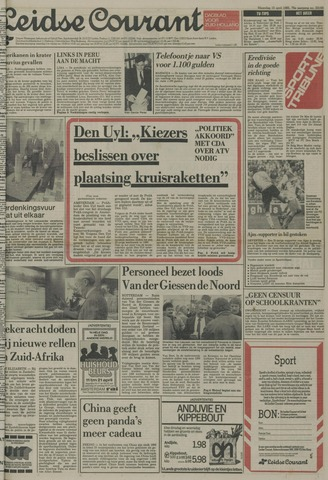 Leidse Courant 1985-04-15