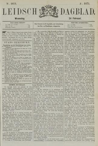 Leidsch Dagblad 1875-02-24