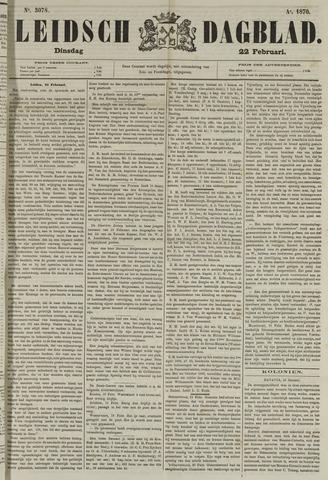 Leidsch Dagblad 1870-02-22