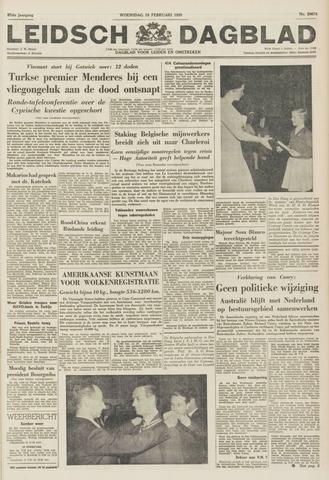 Leidsch Dagblad 1959-02-18