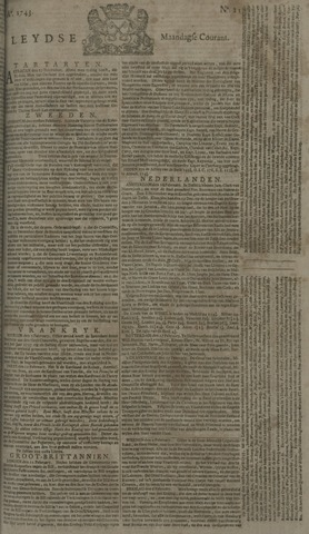 Leydse Courant 1743-02-18