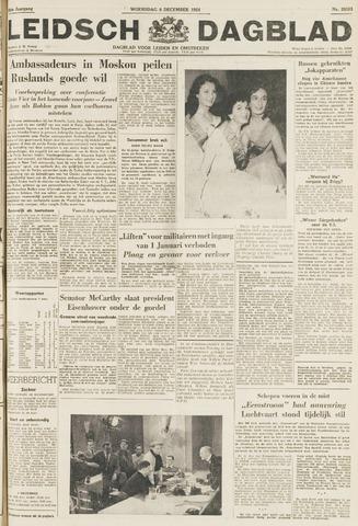 Leidsch Dagblad 1954-12-08