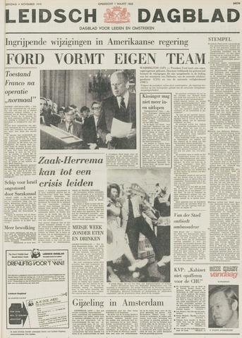 Leidsch Dagblad 1975-11-04