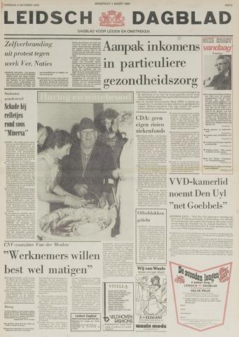 Leidsch Dagblad 1978-10-03