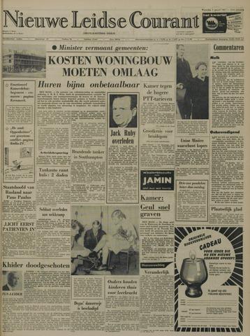 Nieuwe Leidsche Courant 1967-01-04