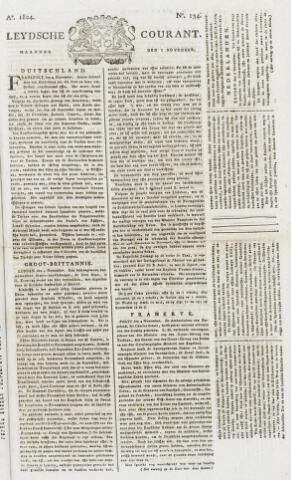 Leydse Courant 1824-11-08