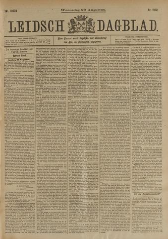 Leidsch Dagblad 1902-08-20
