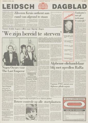 Leidsch Dagblad 1988-04-12